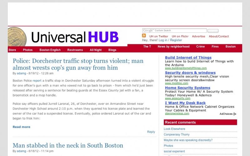 Universal Hub | best drupal websites showcase