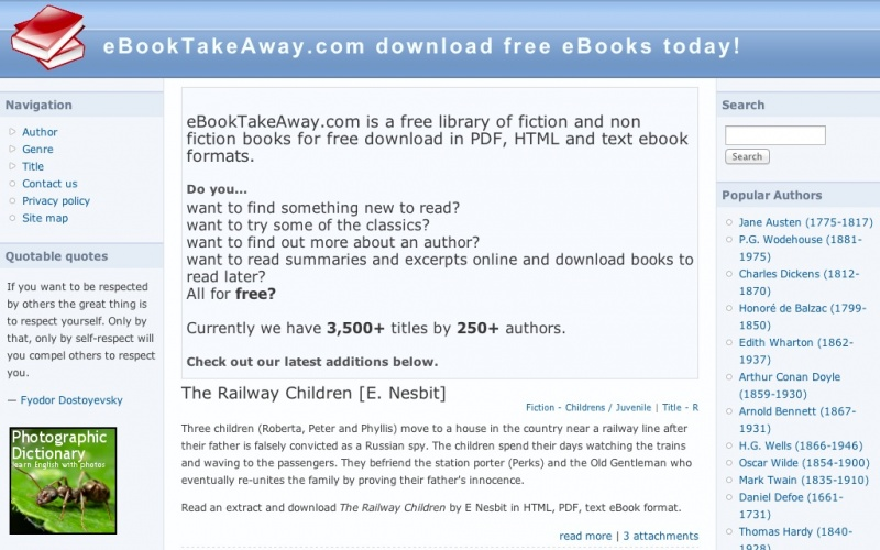 Downloads free fiction ebook