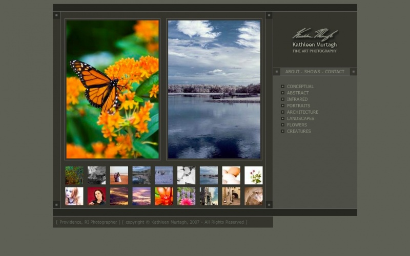 Kathleen murtagh 39 s fine art photography best drupal for Fine art photography sites