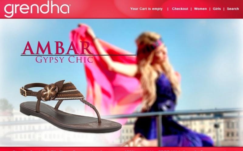 b6d9fdc4a6cbd6 Showcase → Grendha Women s Flip Flops   Sandals