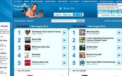 Music   Page 2   best drupal websites showcase