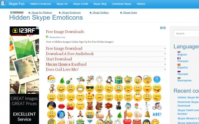 Skype Fun - Get More Fun with Skype | best drupal websites showcase